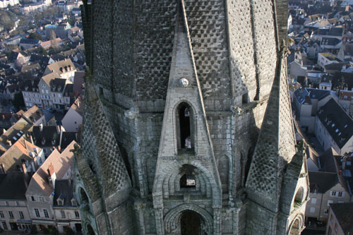 notre dame chartres