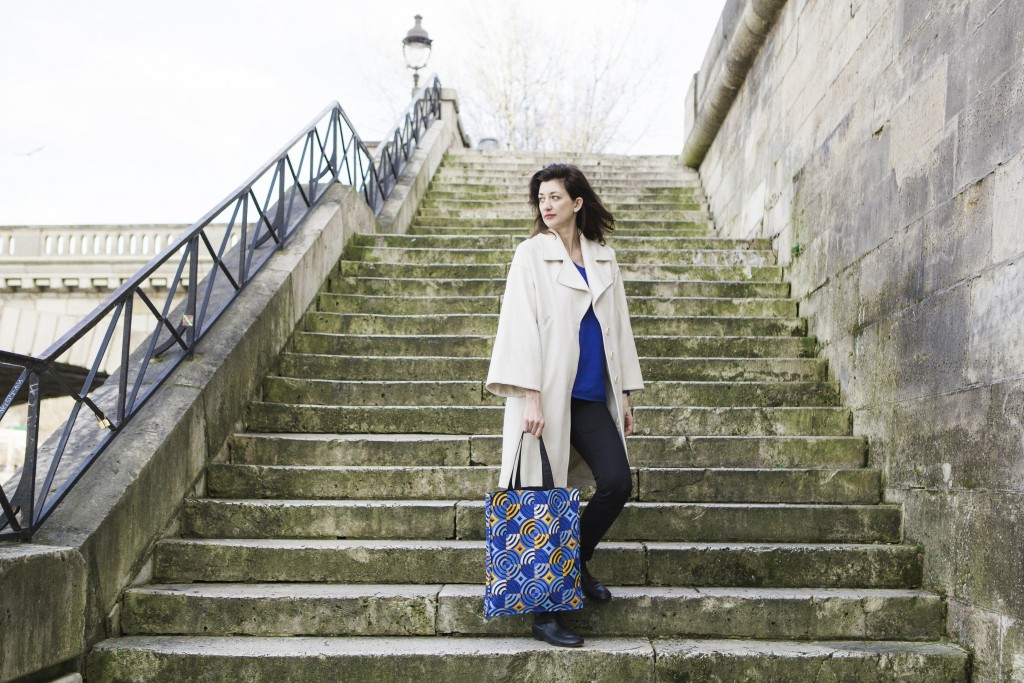 Kasia Dietz Granada bag by Catherine O'Hara