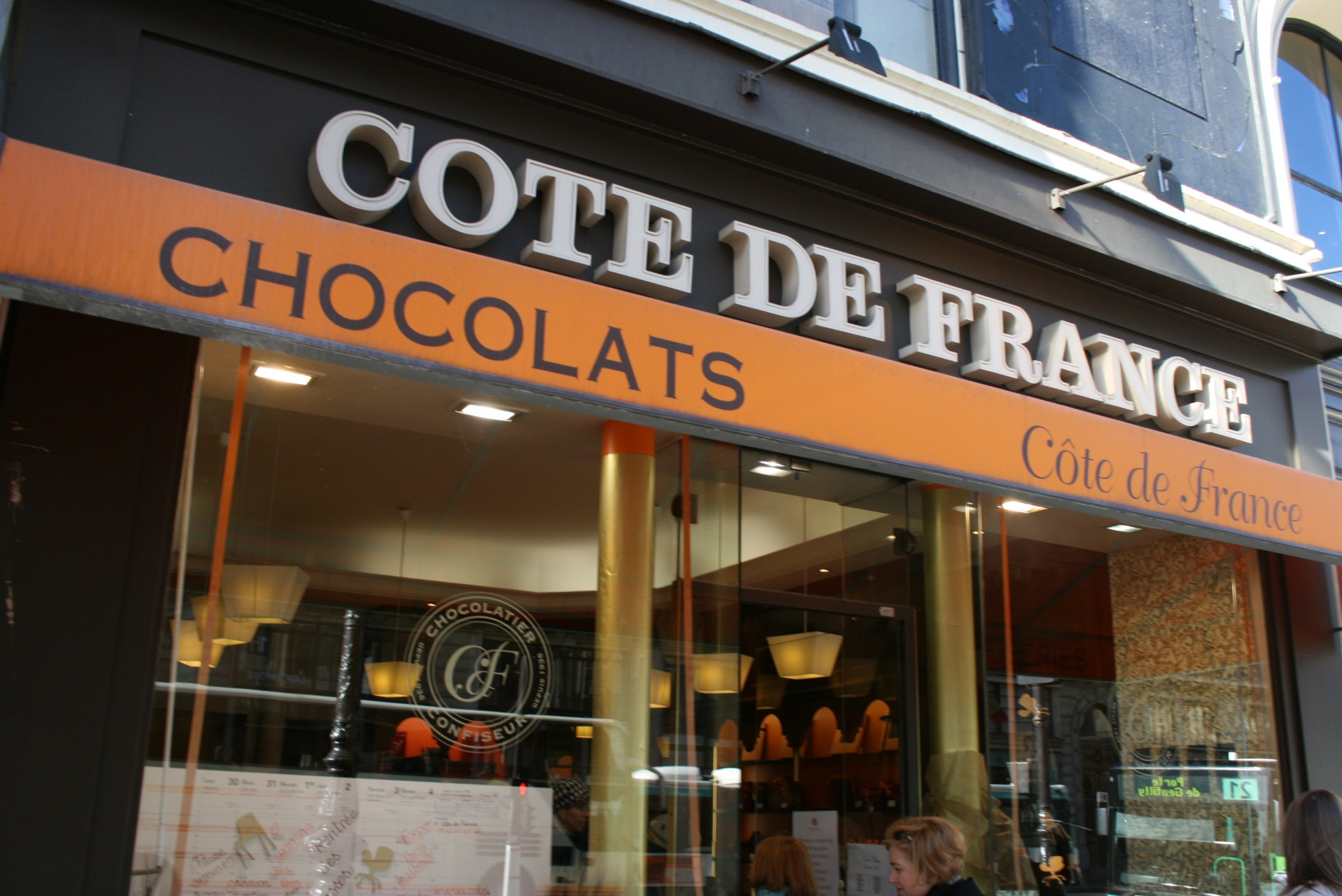 tour du chocolat - Love in the City of Lights