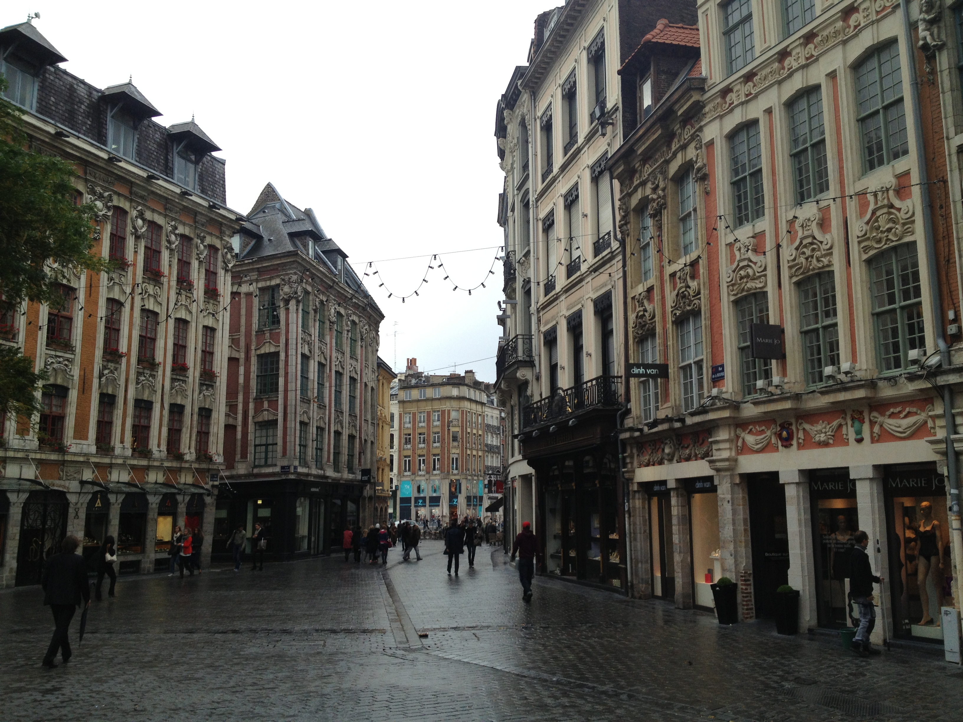 36 hours in lille for Archi lille