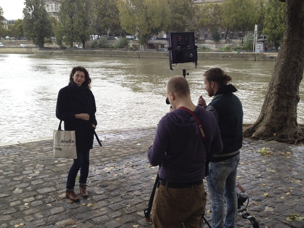 KLM filming 1