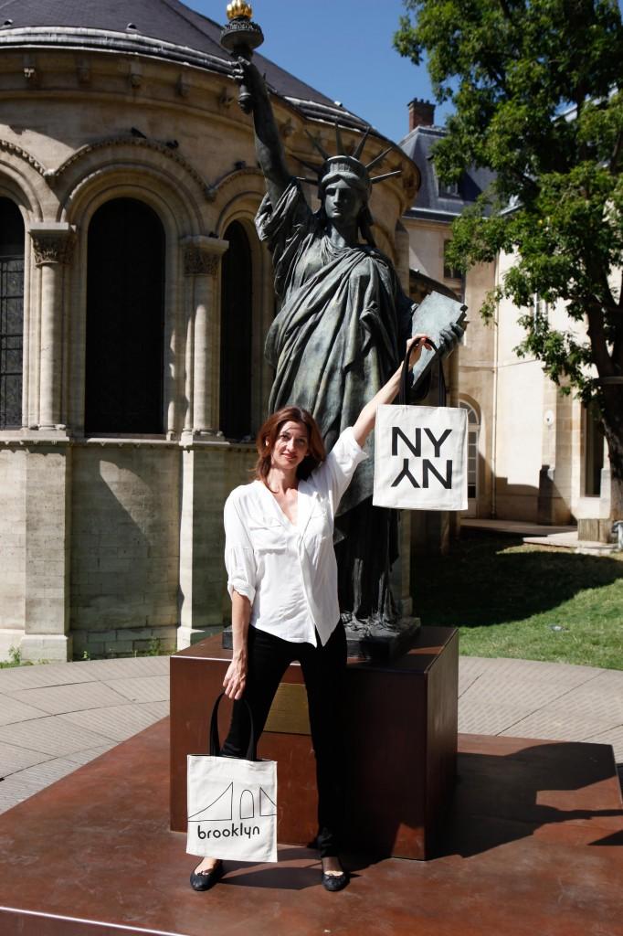 Kasia Dietz-USA in Paris photo
