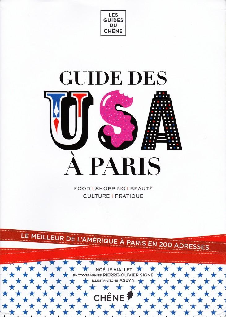 USA a Paris cover