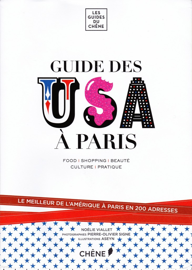 USA a Paris cover