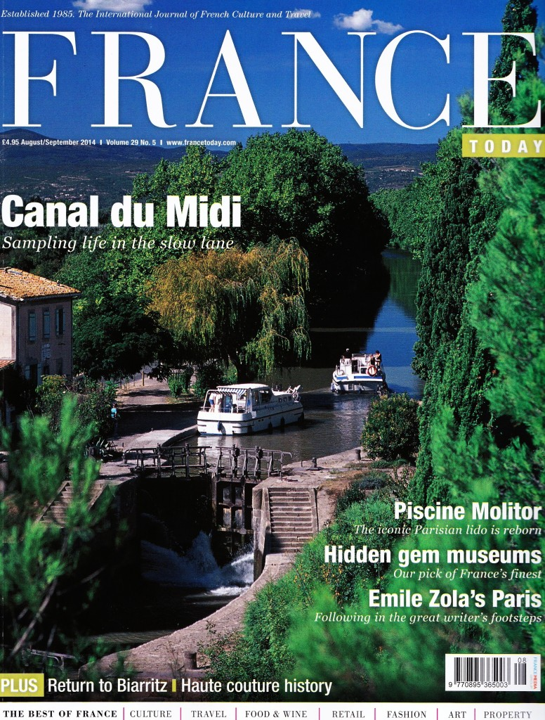 France Today-Aug:Sept-Cover