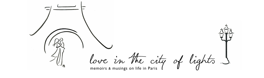 Love in the city of lights