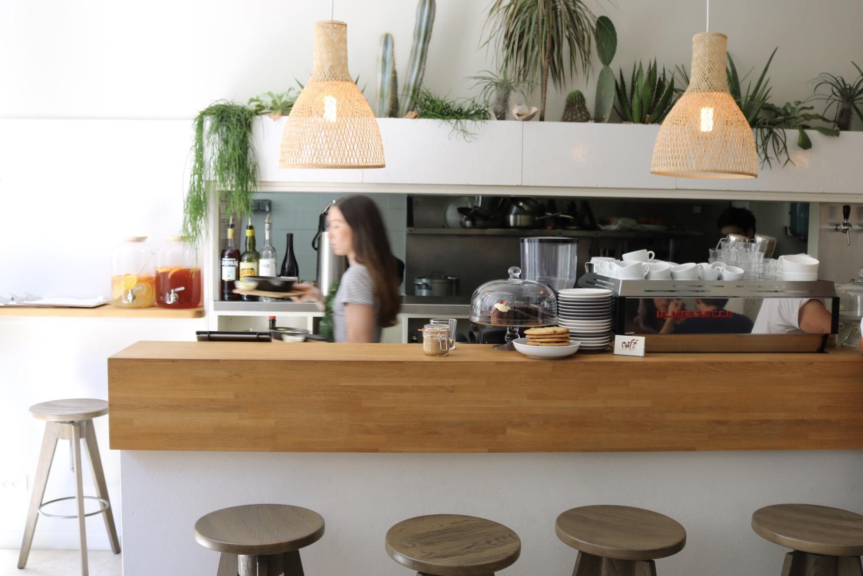 Cafe Oberkampf Menu
