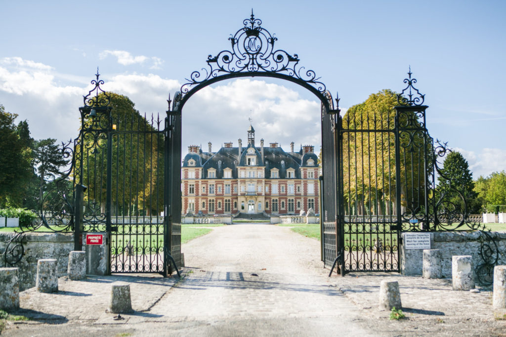 Life in a Château